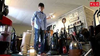 Download When Your Kid's Obsessed With Vacuums, You'll Always Have Clean Floors Video