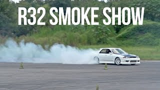Download 550WHP Skyline First Drifts! Video