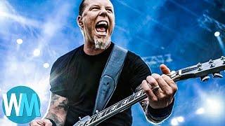 Download Another Top 10 Best Metallica Songs Video