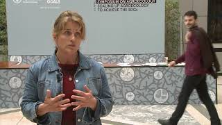 Download Jane Maland Cady on the importance of working together to promote agroecology Video