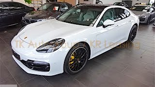 Download Porsche Panamera Turbo SportDesign *Ceramic Brakes* (Mod. 2017) Video