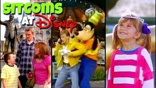 Download Top 10 TV Sitcoms That Go To Walt Disney World & Disneyland Video