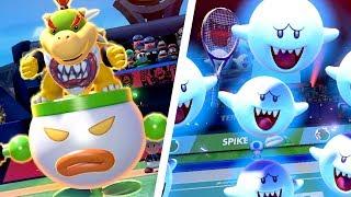 Download Mario Tennis Aces - All Special Shots Video