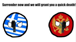 Download A Greek, A Serb and a Montenegrin walk into a bar... (Countryball Animation) Video