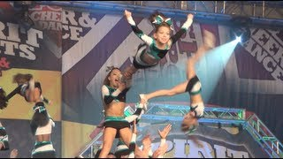 Download Cheer Extreme Battle at the Beach Youth Elite 2013 Video