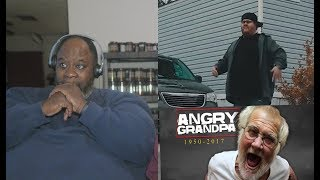 Download Dad Reacts to Lyricold - See You Soon Feat. PFV - RIP ANGRY GRANDPA Video