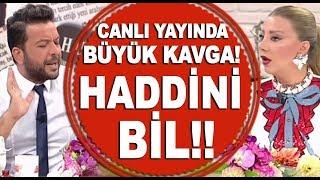 Download Nihat Doğan'la Gülşah Saraçoğlu canlı yayında fena kapıştı! Video