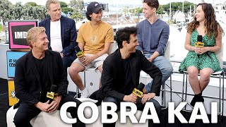 Download Cobra Kai Serves Up ″Bad Senseis″ and Love Triangles Video