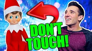 Download ELF ON THE SHELF IS REAL 5! DON'T TOUCH! Video