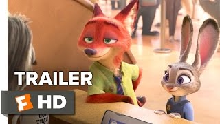 Download Zootopia Official Sloth Trailer (2016) - Disney Animated Movie HD Video