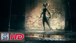 Download CGI 3D Animated Trailer HD: ″ALLEYCATS IndiegogoTeaser - by Blow Studio Video