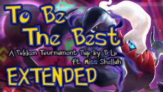 Download Pokken Tournament Rap (Extended Edition) by B-Lo (ft. Miss Shellah) Video