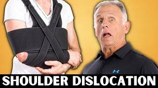 Download Top 3 Strengthening Exercises after Shoulder Dislocation. Video