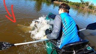 Download NUNCA SUBESTIME A FORÇA DE UM GIGANTE! Pescaria. Video