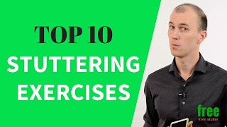 Download Top 10 exercises for stuttering Video