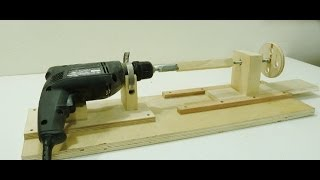 Download How to make a Mini Lathe Video