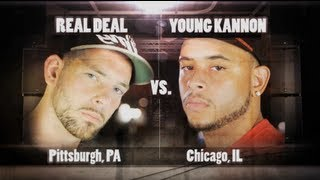 Download SMACK/ URL PRESENTS UFF: REAL DEAL VS YOUNG KANNON | URLTV Video