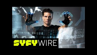 Download Minority Report: Everything You Didn't Know | SYFY WIRE Video