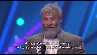 Download ČESKO SLOVENSKO MÁ TALENT 2015 - Vladimir Georgievsky Video