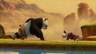 Download Kung Fu Panda Training Scene - HD Video