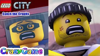 Download LEGO City Elite Police Station Catch the Crooks Full Mini Movie Complition Video