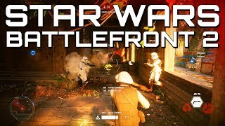 Download Battlefront 2: Xbox One X Multiplayer Gameplay (Star Wars Battlefront II) Video