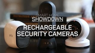 Download Home security smackdown: Which rechargeable camera wins? Video