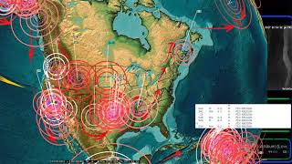 Download 8/18/2017 - Global ″earthquake unrest event″ underway - Large EQ's possible this week - BE READY Video