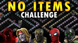 Download Attempt 001: Labyrinth of Legends No Items (except energy) | Marvel Contest of Champions Live Stream Video