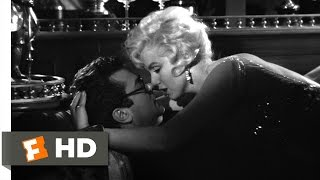 Download Some Like It Hot (9/11) Movie CLIP - Learning to Kiss (1959) HD Video
