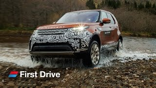 Download 2017 Land Rover Discovery prototype first drive review Video