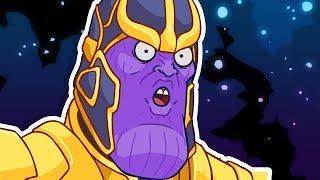 Download YO MAMA SO FAT! Thanos Snap - Avengers: Infinity War Video