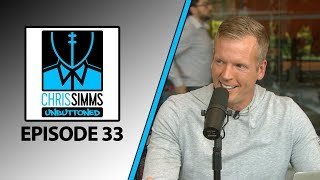 Download Josh Allen's accuracy, Carr's future, Worst excuses   Chris Simms Unbuttoned (Ep. 33 FULL) Video