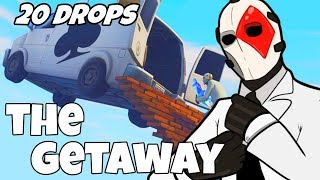 Download I Dropped The Getaway 20 Times And This Is What Happened (Fortnite) Video