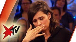 Download Emotionaler Auftritt: Nora Tschirner und Taryn Brumfitt - der ganze Talk | stern TV Video