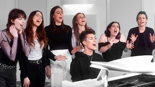 Download Never Enough Cover ft. Cimorelli Video