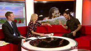 Download Akala Interview On Breakfast TV - 15th May 2018 Video