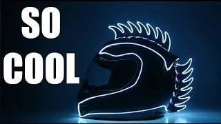 Download The COOLEST Motorcycle Helmet EVER! Video