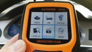 Download Autophix OM126 OBD2 Auto Diagnosegerät Video