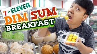 Download 7-ELEVEN DIM SUM Breakfast in HONG KONG Video
