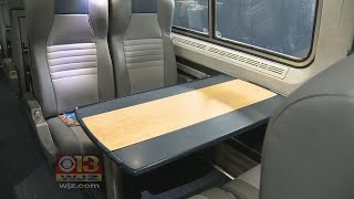 Download Amtrak Giving 450 Cars A Makeover, Including New Seats And Restrooms Video