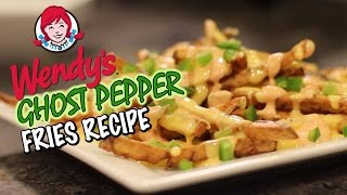 Download Wendy's Ghost Pepper Fries Recipe Remake | HellthyJunkFood Video