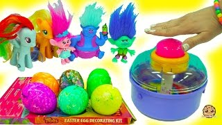 Download Spin An Egg Does It Work? My Little Pony Twilights Art Class Making Trolls Eggs Video