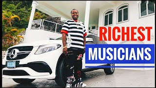 Download TOP 10 RICHEST MUSICIANS IN JAMAICA AND THEIR NEW WORTH 2018 Video