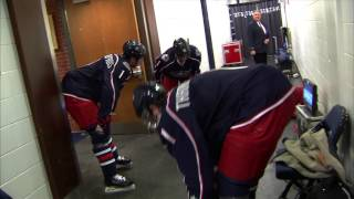 Download Columbus Blue Jackets - Behind the Battle - Home Opener Video