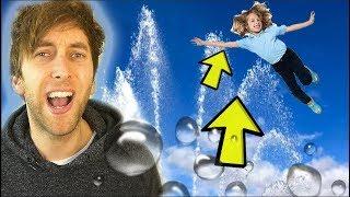 Download Wasserfontäne wirft Kind in die Luft - Torgshow #65 Video