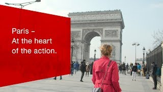 Download Paris - At the heart of the action. Video
