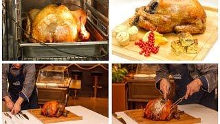 Download Tranchieren von einem Thanksgiving Truthahn Video