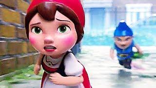 Download SHERLOCK GNOMES Trailer (2018) Animation, Kids, Family Movie HD Video