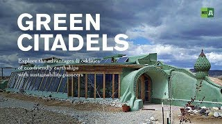 Download Green Citadels. Sustainability pioneers captain eco-friendly earthships (Trailer) Premiere 06/06 Video